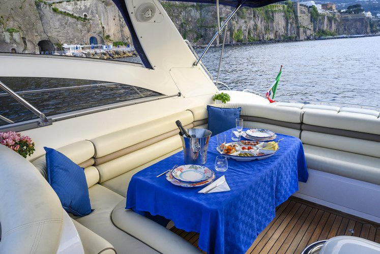 Boating is fun with a Motor yacht in italy