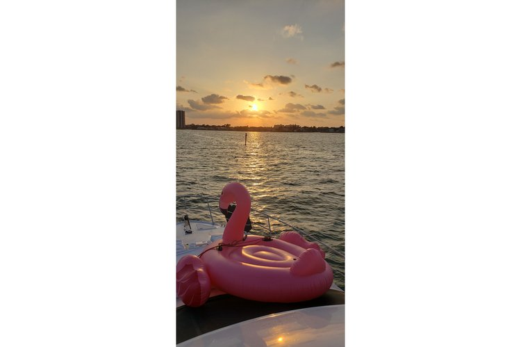 Cruiser boat rental in Miami, FL