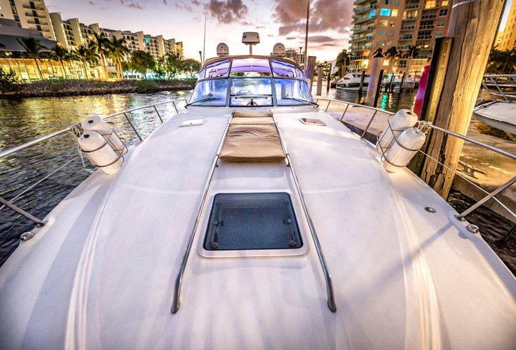 Boat for rent Searay 42.0 feet in Miami, FL