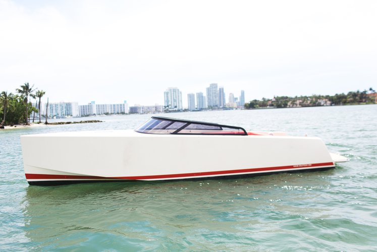 Boating is fun with a Motor yacht in Key Biscayne