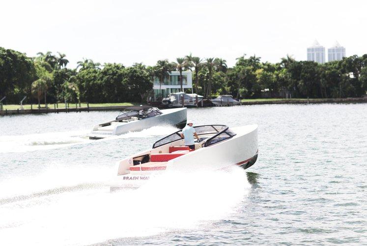 Boat for rent VanDutch 40.0 feet in Rickenbacker Marina, FL