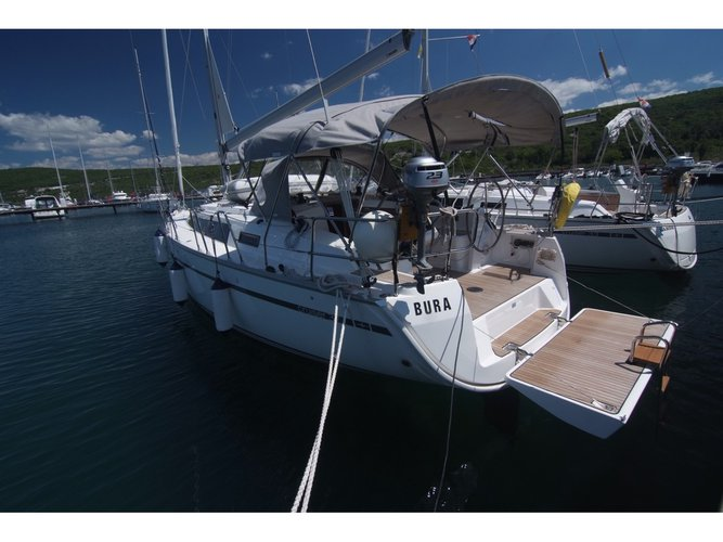 Explore Punat, Krk on this beautiful sailboat for rent