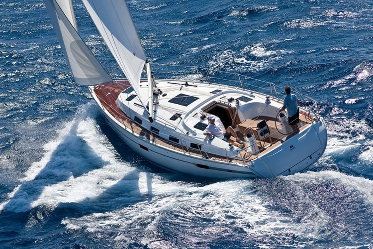 Get on the water and enjoy Pirovac in style on our Bavaria Yachtbau Bavaria 40 BT '13