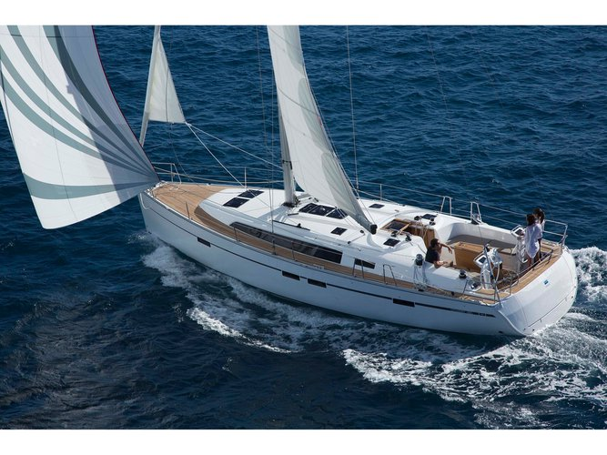 Charter this amazing Bavaria Yachtbau Bavaria 46 BT '15 in Sukošan, HR