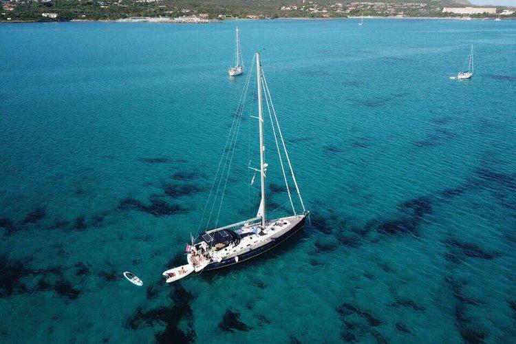 Sailing charter rental!