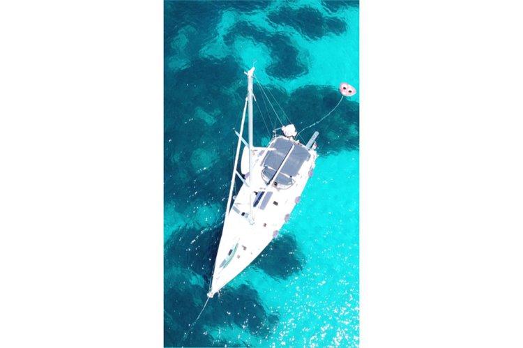 Monohull boat rental in Grenada Yacht Club, Grenada