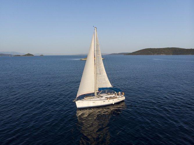 Beneteau boat for rent in Vinišće