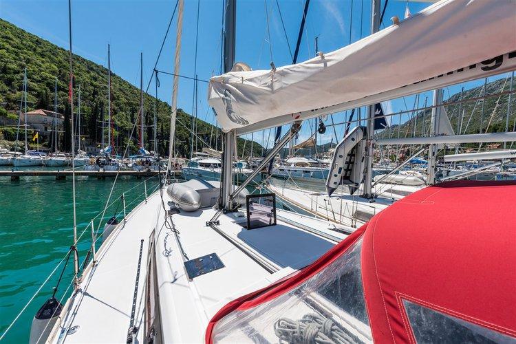 Bénéteau's 47.0 feet in Dubrovnik region