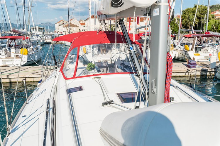Other boat rental in Marina Trogir – ACI, Croatia