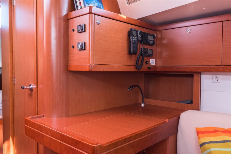 Boat for rent Bénéteau 47.0 feet in Marina Trogir – ACI, Croatia