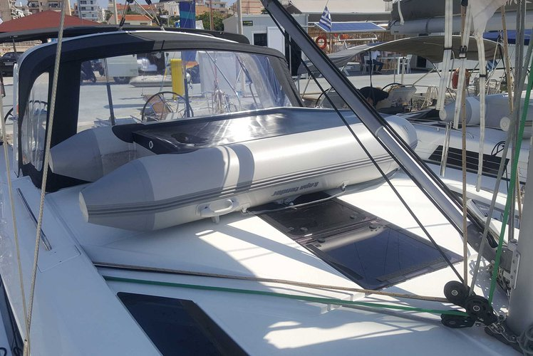 Boating is fun with a Beneteau in Lavrio