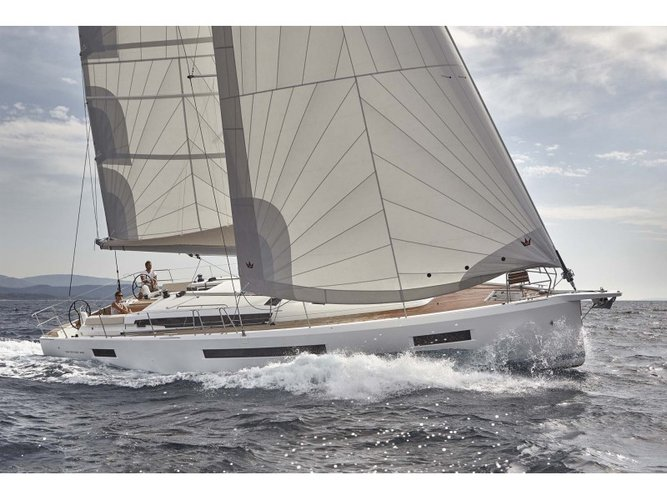This sailboat charter is perfect to enjoy Puntone - Follonica