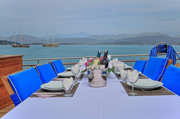 Boat for rent Wodden 28.0 feet in Rhodes Marina, Greece