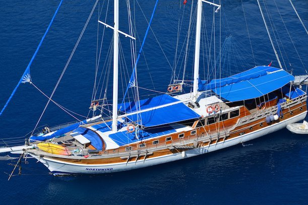 ALL INCLUSIVE BLUE VOYAGE GREEK COAST