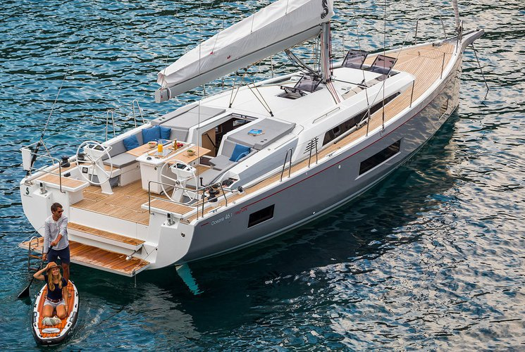 "Beneteau Oceanis 46.1 (2020) ""Beautiful Helen"" 4 cabins 4 bathrooms"