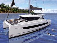 Beautiful Bali Catamarans Bali 4.8  ideal for sailing and fun in the sun!