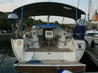 Discover Primošten in style boating on this sailboat rental