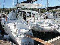 Rent this Lagoon Lagoon 380 for a true nautical adventure