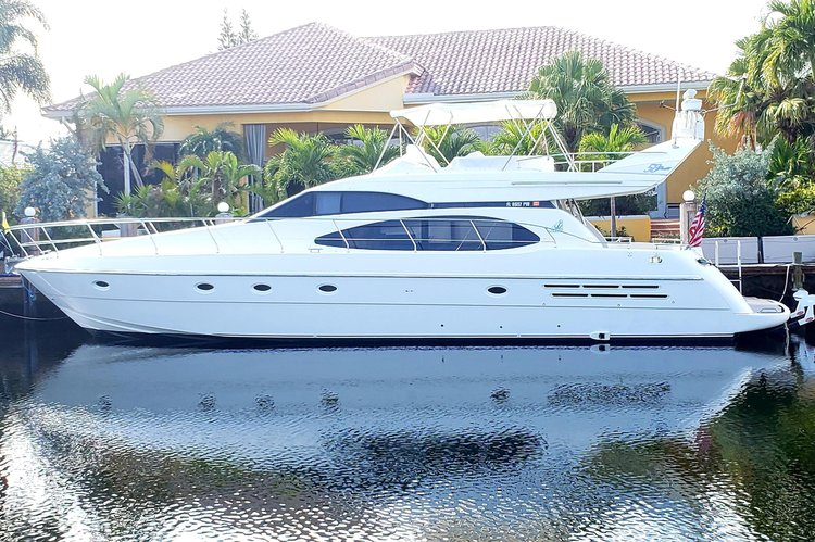 LUXURY 58' AZIMUT