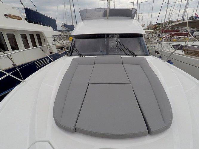 Boat for rent Bénéteau 37.0 feet in Marina Mandalina, Sibenik, Croatia