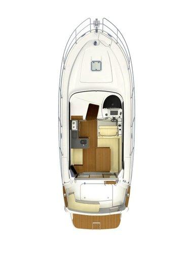 Discover Šibenik region surroundings on this Antares 36 Bénéteau boat