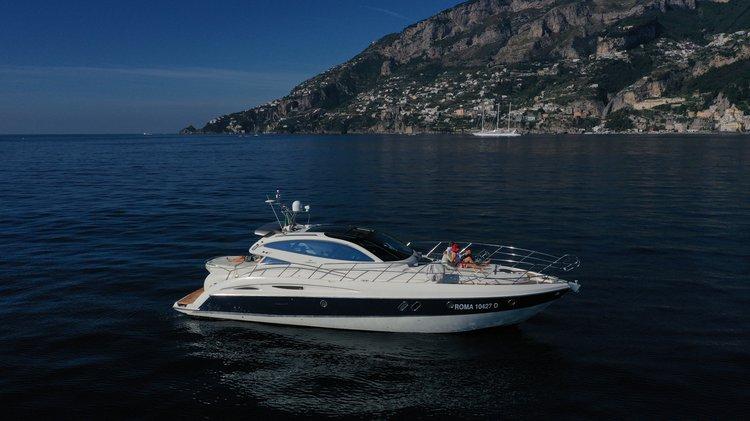 Cranchi's 47.0 feet in Amalfi
