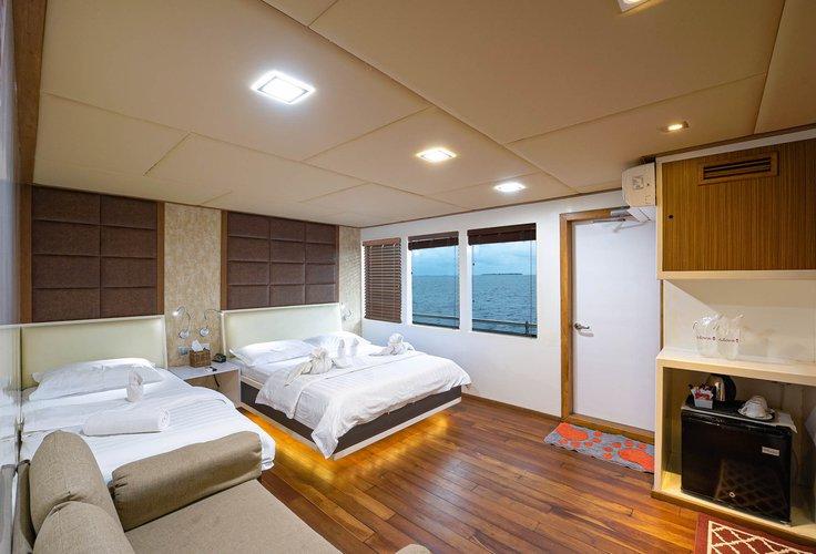 Mega yacht boat rental in Male, Maldives