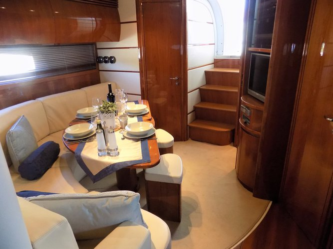 Boat for rent Ferretti Yachts Group 49.0 feet in Marina Kastela, Croatia
