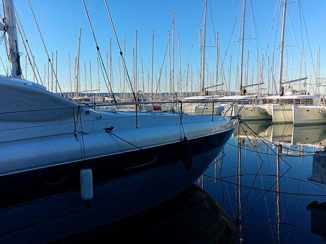 49.0 feet Ferretti Yachts Group in great shape