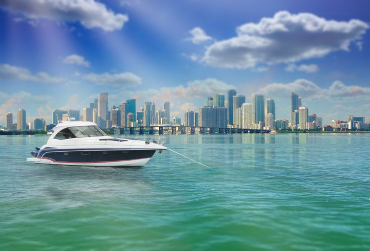 48Ft Luxury Yacht in Haulover