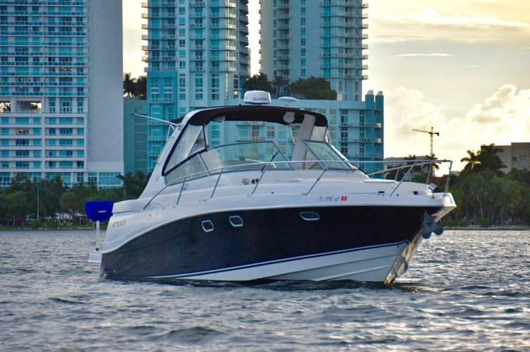 Boat for rent Four Winns 42.0 feet in Sea isle marina, FL