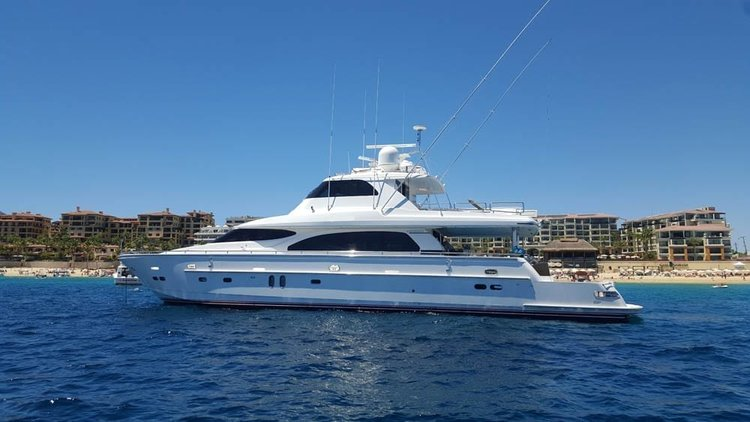 Experience a new adventure aboard this magnificent Motor Yacht!