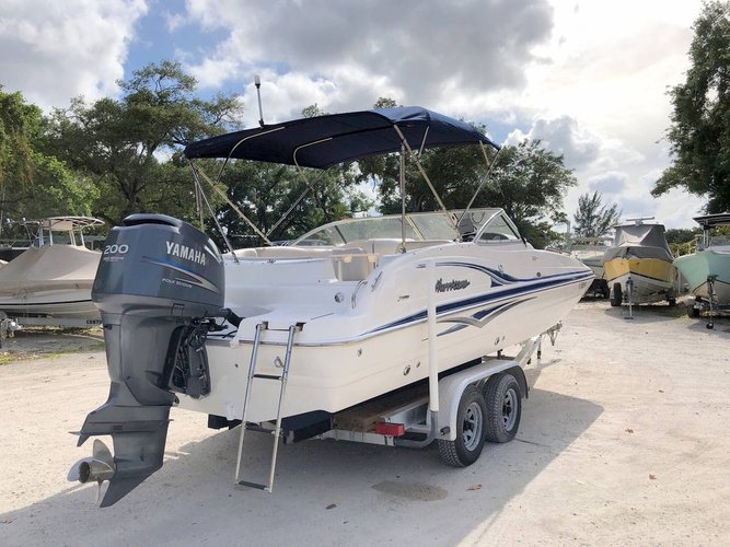 Boat for rent Hurricane 24.0 feet in Point Pinellas Boat Ramp, FL