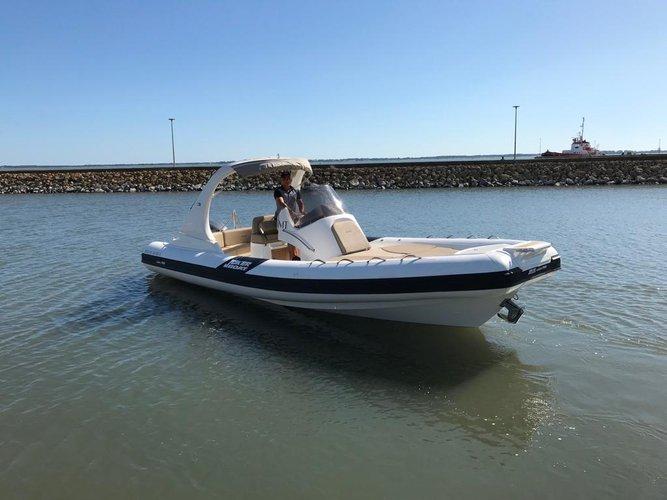 RIB - Amazing Joker Boat 300 HP, Setúbal