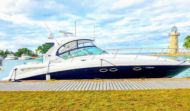 Boat for rent SeaRay 41.0 feet in Lummus Park, Miami River, FL