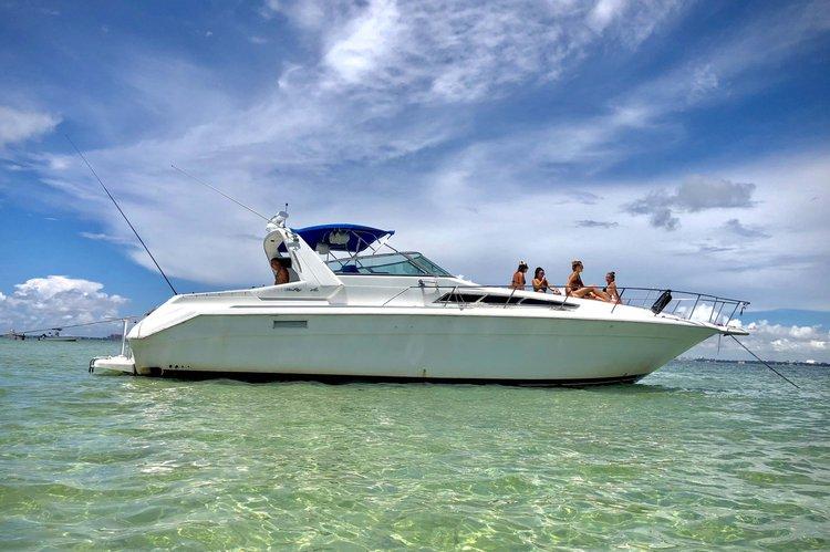 Cruiser boat rental in MIAMI RIVER MARINA, FL