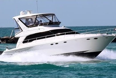 Cruise in Luxury and Style on 51' Sea Ray  Palm Beach-Jupiter Starting $ 1450 /half day