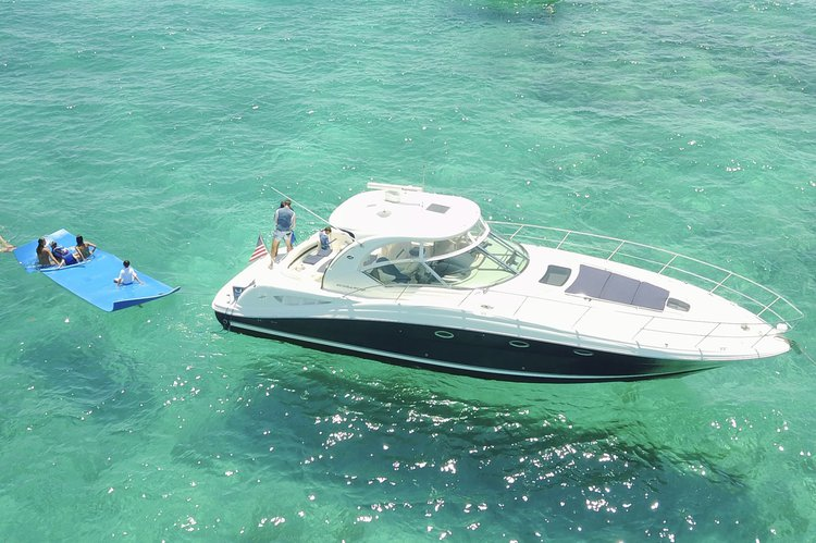 Motor yacht boat rental in Sea Isles Marina, FL