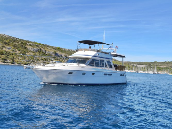 The best way to experience Primošten, HR is by cruising