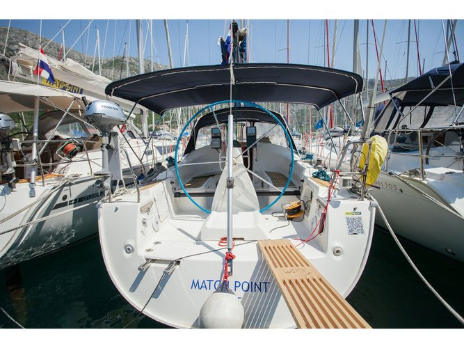 Climb aboard this Bavaria Yachtbau Bavaria 42 Match for an unforgettable experience
