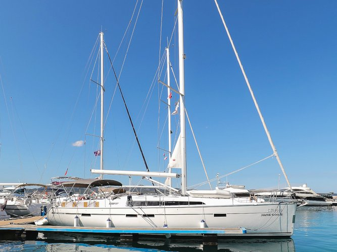 Enjoy Zadar, HR to the fullest on our comfortable Bavaria Yachtbau Bavaria Cruiser 46