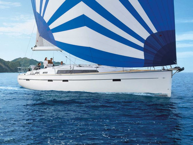 Hop aboard this amazing sailboat rental in Las Galletas!