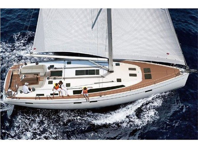 Climb aboard this Bavaria Yachtbau Bavaria Cruiser 51 for an unforgettable experience