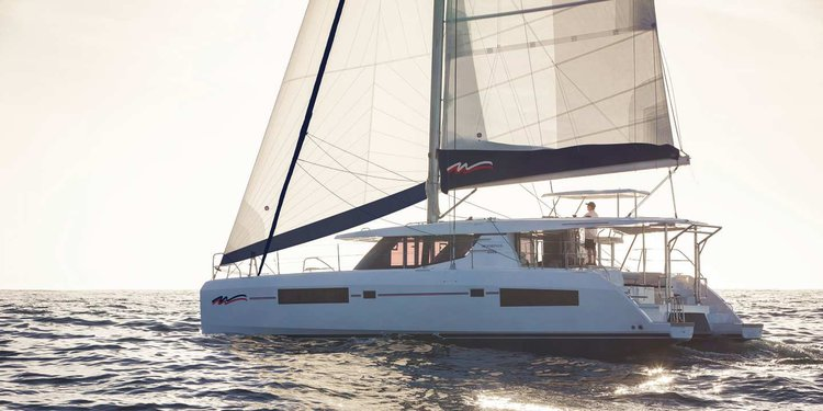 Have fun in Caribbean aboard 45' cruising catamaran