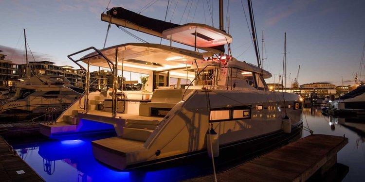 Boating is fun with a Catamaran in Exumas