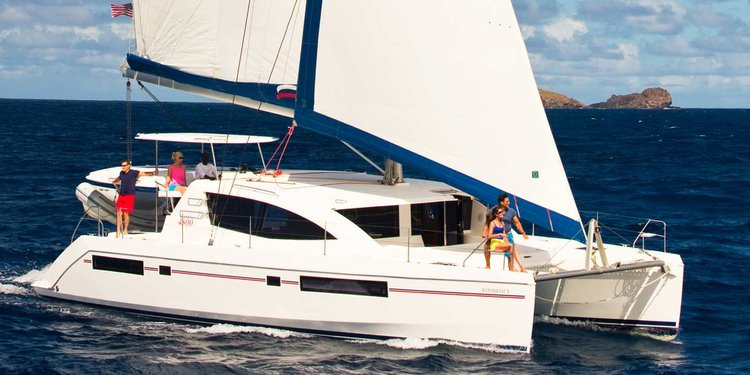 Boat for rent Custom 48.5 feet in Rodney Bay Marina, St. Lucia