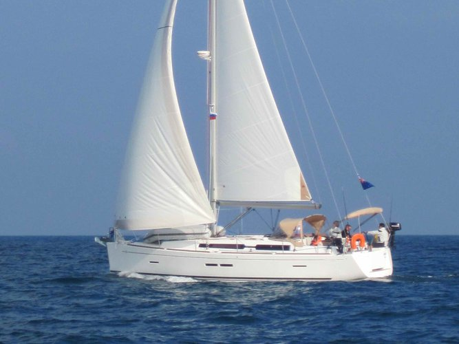 The best way to experience Santa Cruse de Tenerife, ES is by sailing