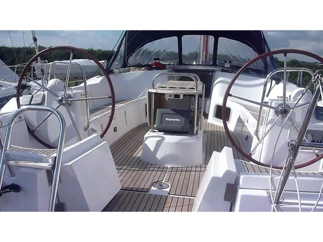 Beautiful Jeanneau Sun Odyssey 44 i_2009_ ideal for sailing and fun in the sun!