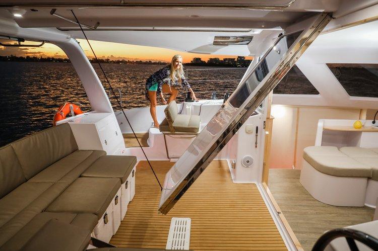 41.0 feet Seawind in great shape