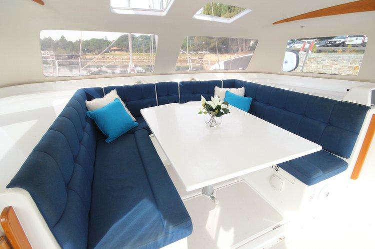 Boating is fun with a Catamaran in Sydney